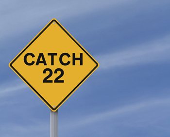 Catch 22 of personal health and personal wealth